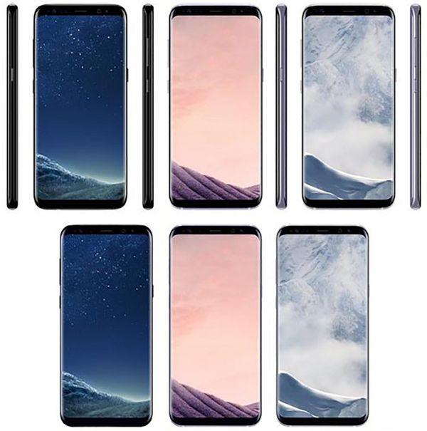 El nuevo Galaxy S8 tendría pantalla curva y no contaría con bordes laterales
