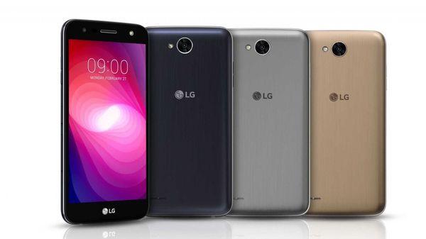 LG X Power 2: batería súper potente y carga rápida