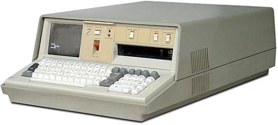 El IBM 5100 ya comenzaba a despuntar como ordenador de sobremesa