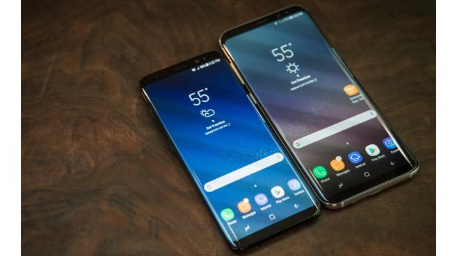 Nuevos Samsung Galaxy S8 y S8+