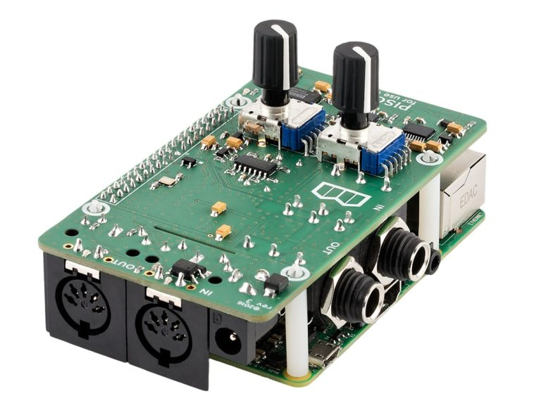 PiSound: Una tarjeta de sonido para Raspberry Pi