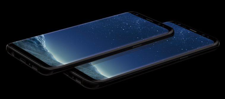 Samsung presentó a sus nuevos smartphones Galaxy S8 y S8+