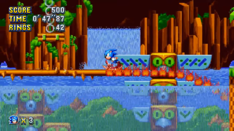 Sonic Mania: Sonic vuelve a Green Hill Zone