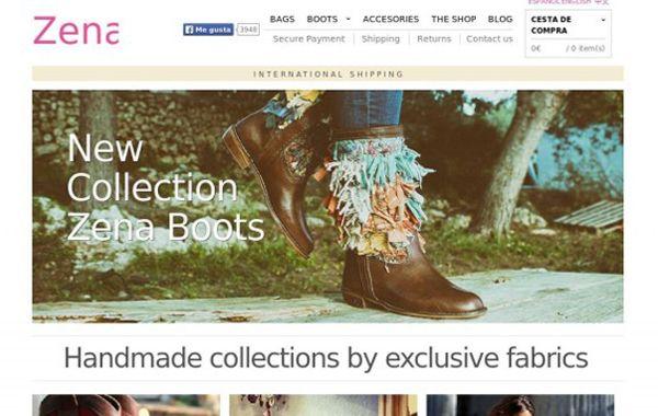 zena - tienda online woocommerce