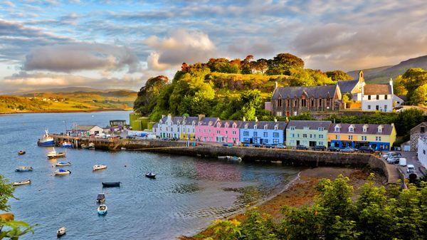 7 enigmáticas islas de Escocia que vale la pena visitar