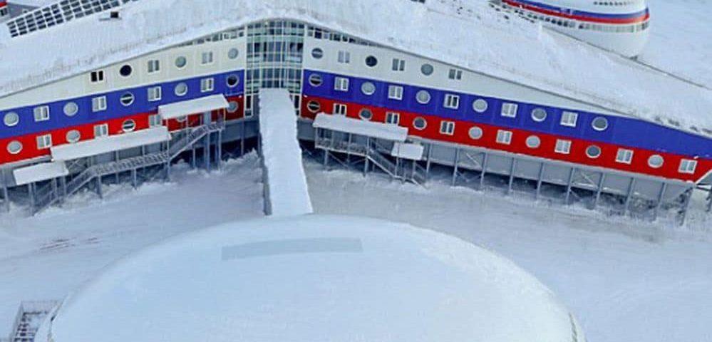 Así es la base militar que Rusia construyó en secreto en el Ártico