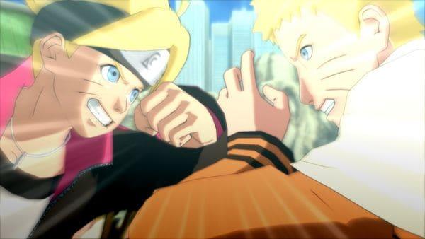 Atención fans de Naruto: llega Ultimate Ninja Storm Legacy