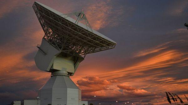 Cómo es la increíble antena espacial en Mendoza que comunica a lo profundo del cosmos