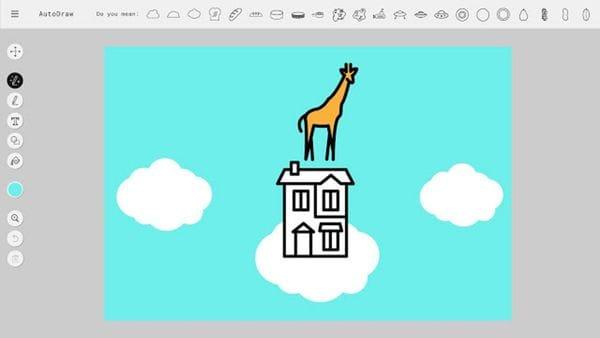 Cómo funciona AutoDraw, una aplicación para crear dibujos inteligentes