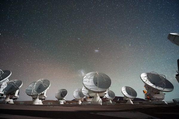 El desierto de Chile se ha transformado en el Silicon Valley de la astronomía