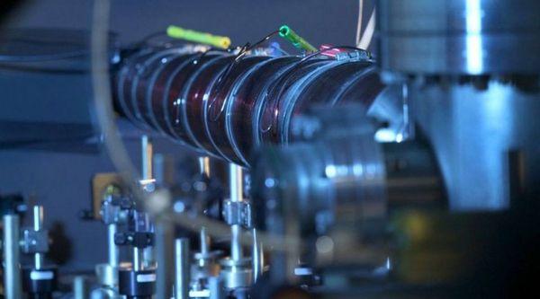 Los investigadores utilizaron láseres para lograr la masa negativa