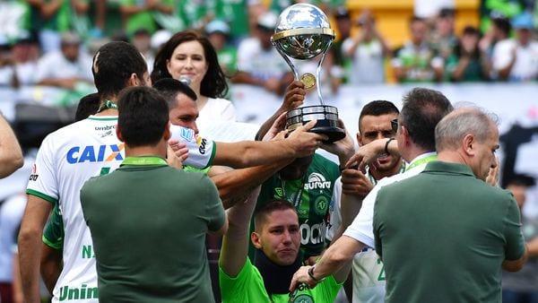 El lamentable cántico de una afición brasileña contra el Chapecoense