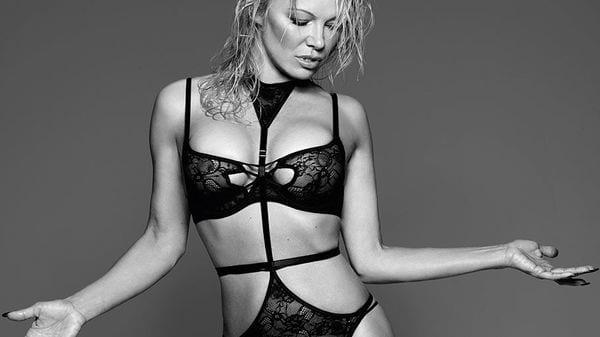 El pedido de Pamela Anderson por Julian Assange