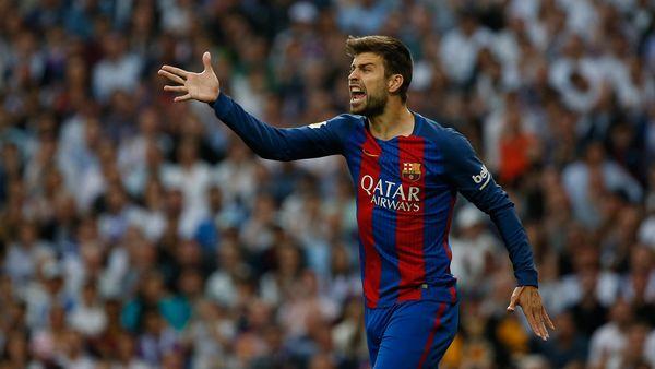 El tuit provocador de Gerard Piqué tras el triunfo de Barcelona ante Real Madrid