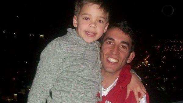 El entrenador de fútbol infantil Fernando Sierra Lopez asesinó a Felipe, un niño uruguayo de 10 años