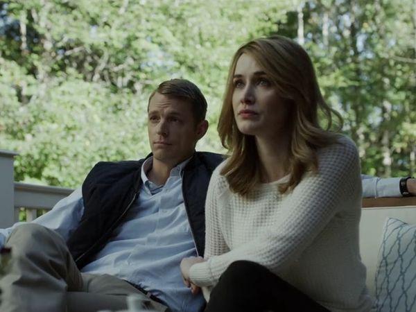 La pareja de Will (Joel Kinnaman) y Hannah Conway (Dominique McElligott) le hace la competencia a los Underwoods en la carrera por la presidencia