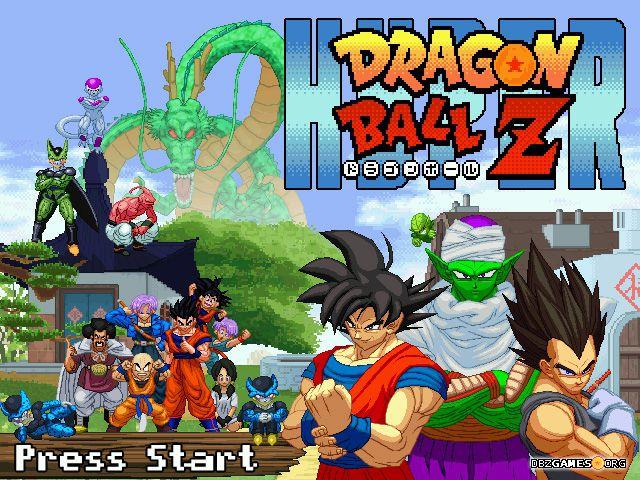 Hyper Dragon Ball Z Champ's Build: El mejor juego hecho en Mugen