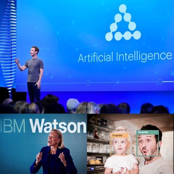 Facebook, IBM y Microsoft entre las firmas tecnológicas que apuestan por ganar la carrera hacia la inteligencia artificial real en el corto plazo