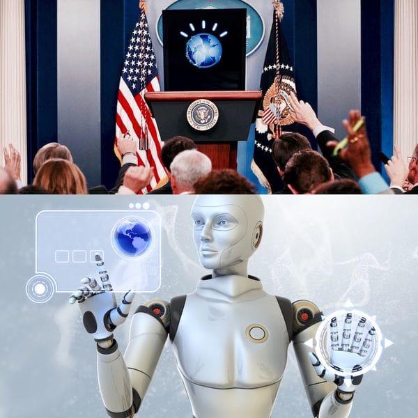 ¿Un presidente no humano basado en inteligencia artificial? Expertos aseguran que podría suceder en el futuro