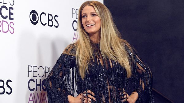 La aleccionadora respuesta de Blake Lively a una pregunta sobre su vestido