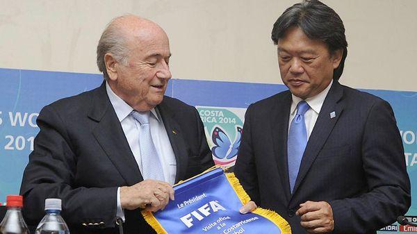 """El costarricense estuvo vinculado en la causa """"FIFAGate"""" junto a Blatter y compañía"""