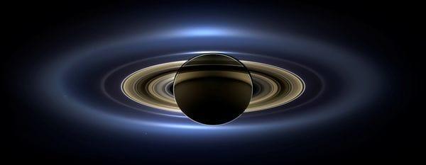 La sonda de la NASA Cassini se sumergirá en los anillos de Saturno en su misión final