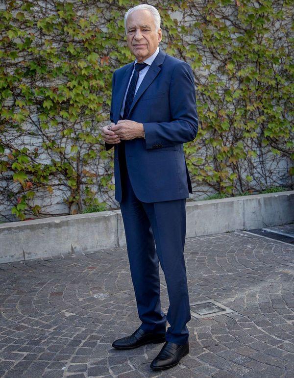 A lo largo de su carrera, Cormillot escribió más de 25 libros relacionados a la salud (Diego Barbatto)