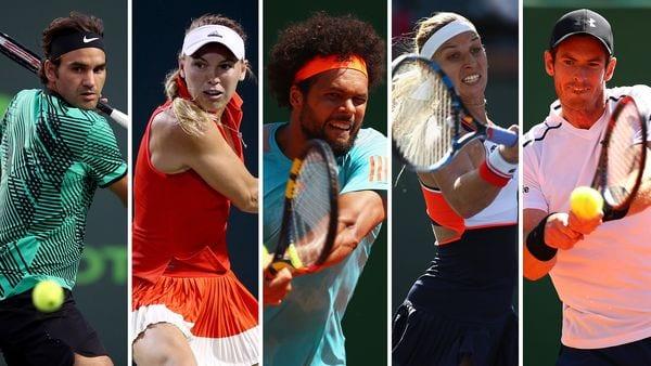 Roger Federer, Caroline Wozniacki, Jo-Wilfried Tsonga, Cibulkova Dominika y Andy Murray se mostraron en contra de la decisión del TAS de reducir la pena de la tenista