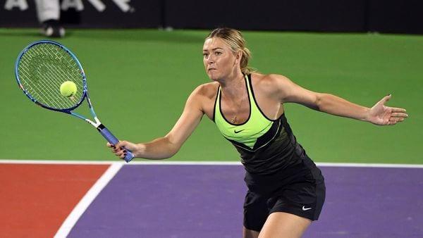Sharapova enfrentará este miércoles a Roberta Vinci (Getty Images)