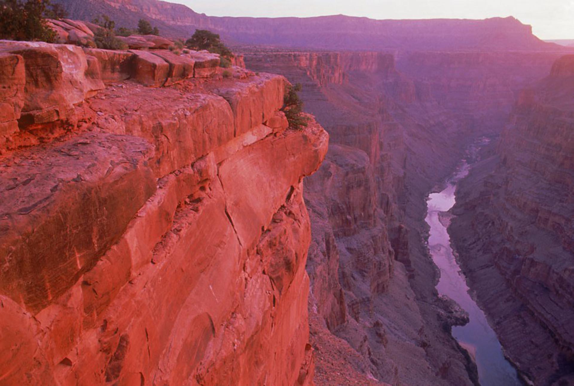 Gran Cañon del Colorado (Arizona, Estados Unidos)