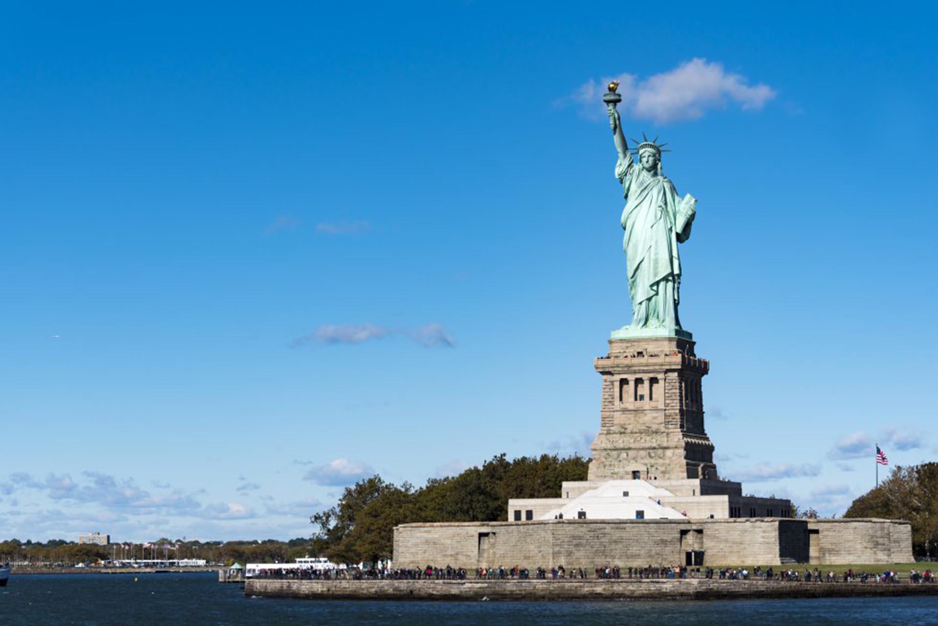 Estatua de la Libertad (Nueva York, Estados Unidos)