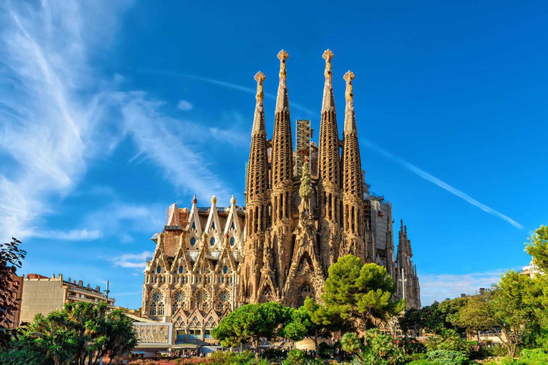 Sagrada Familia (Barcelona, España)