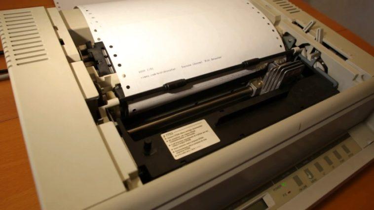 Midi Desaster: Música con impresoras