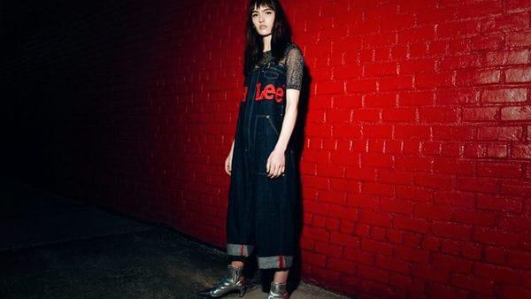 Lee X Hoh, la última colaboración del diseñador británico Henry Holland para la famosa marca de jeans
