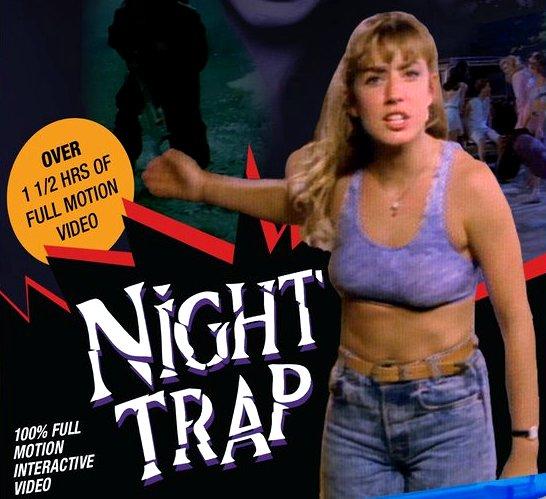 Night Trap: El regreso del juego más infame de la década del 90