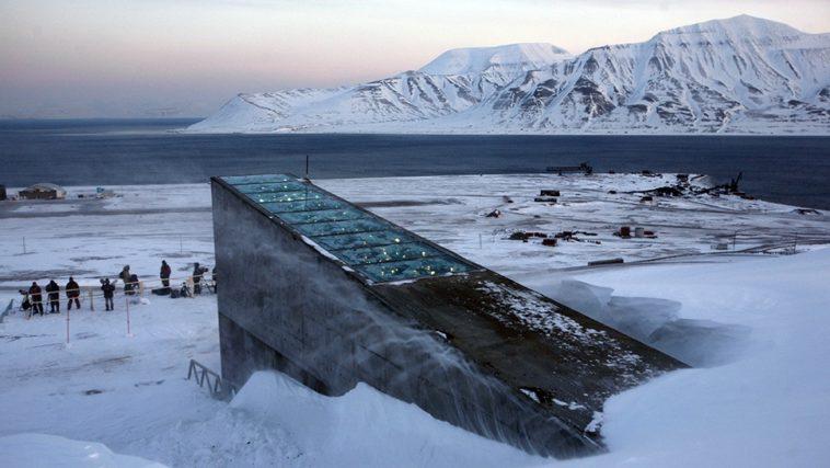 Noruega abre una nueva bóveda para preservar el conocimiento humano