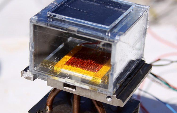 Nuevo dispositivo puede extraer agua del aire