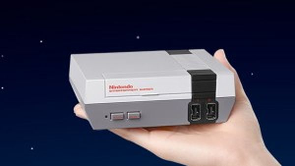 El año pasado salió a la venta la Nintendo clásica.