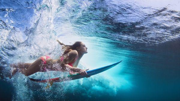 Por qué el surf puede ser la clave para combatir las súper bacterias