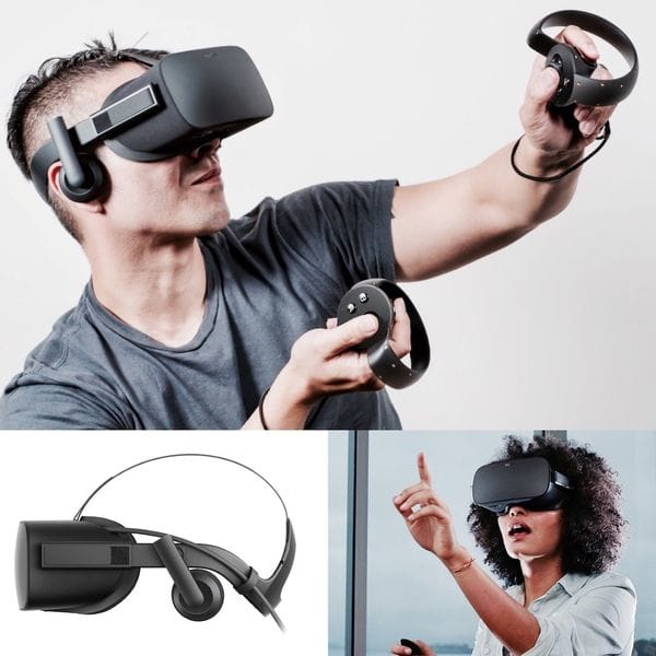 Más allá de consolidarse como un producto atractivo, el elevado precio de USD 599 de los Oculus Rift hace que competidores como el Samsung Gear VR y el HTC Vive se presenten como alternativas más atractivas
