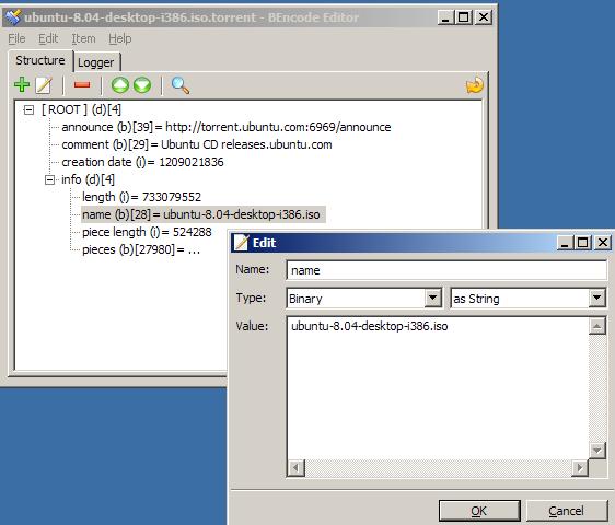 Programas para visualizar y editar Torrent