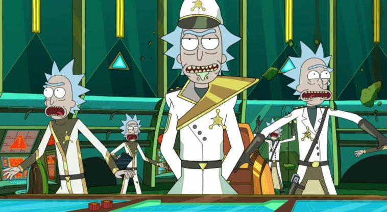 Rick y Morty regresa con un estreno muy inesperado