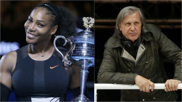 Serena Williams respondió al comentario racista de Ilie Nastase sobre su bebé