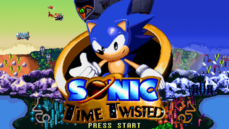 Sonic Time Twisted: Juego de Sonic hecho por fans, lanzado luego de 12 años en desarrollo