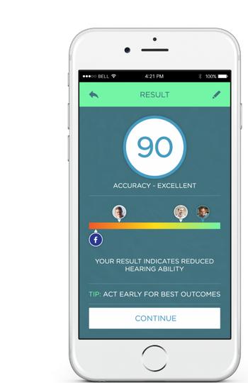 Tests auditivos para móvil: Comprueba el estado de tu audición