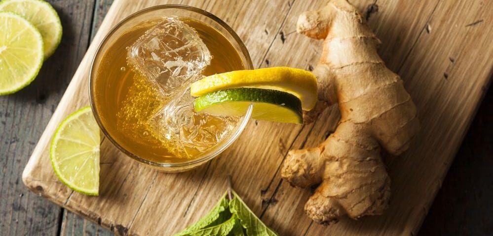 Tutorial: cómo preparar un shot de jugo con propiedades antigripales