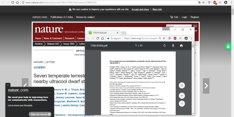 Unpaywall: Complemento de Chrome para obtener documentos de investigación de pago