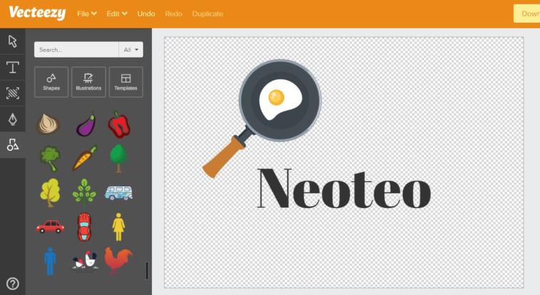 Vecteezy: Cómo editar vectoriales desde el navegador Web