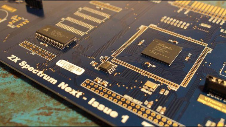 ZX Spectrum Next: Un regreso más «legítimo» para el viejo ordenador