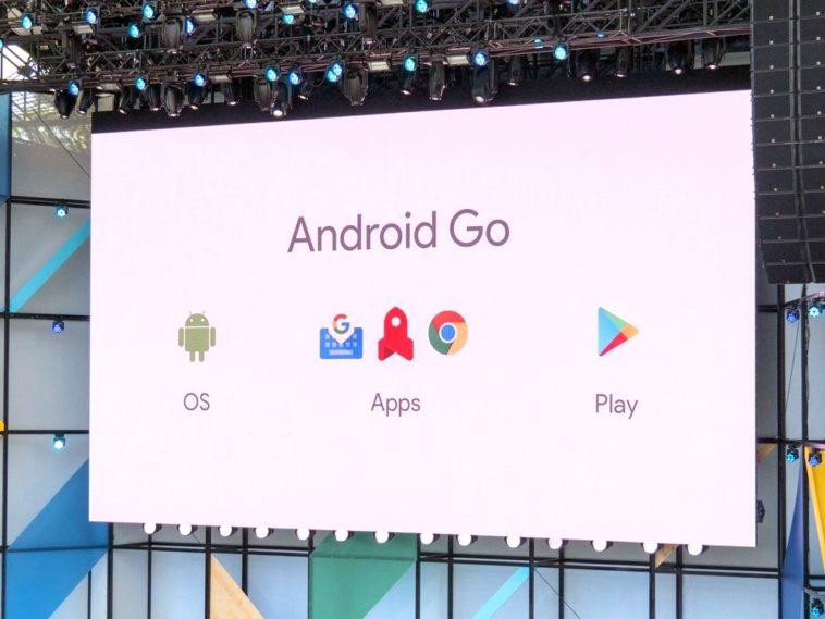 Android Go: La solución de Google para smartphones económicos